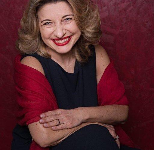 Foto in studio Alessandra De Luca